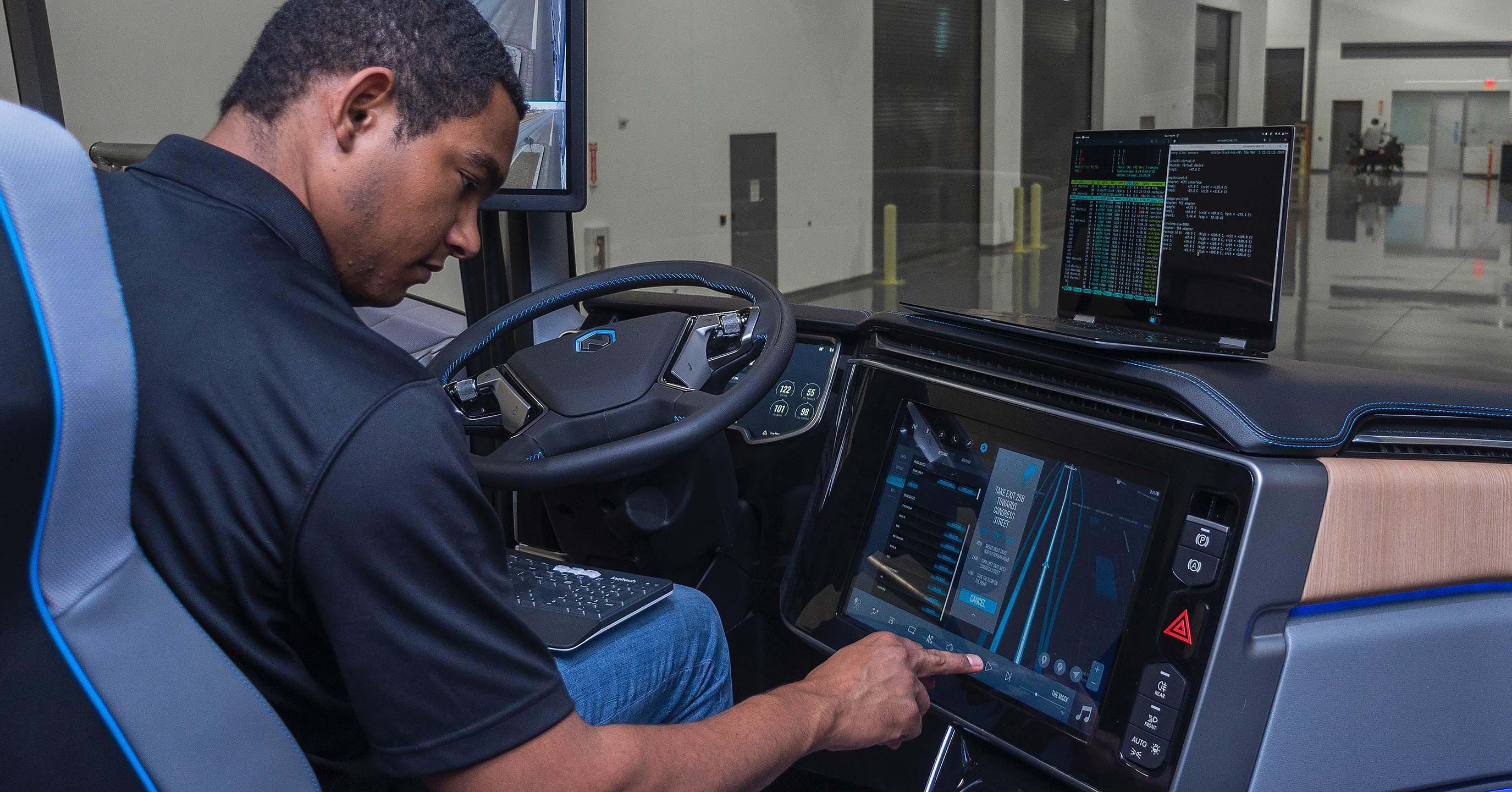 Nikola vehicle tech jobs